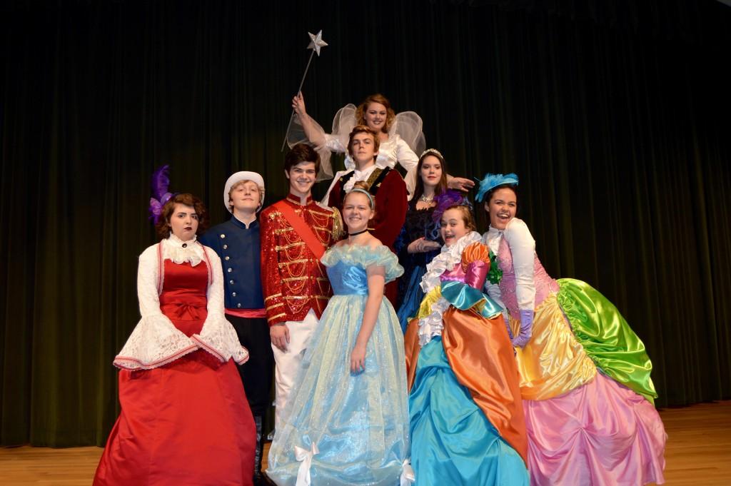 Cinderella Cast 1